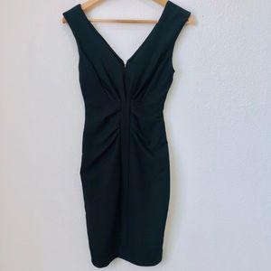 Express black cocktail dress size 0